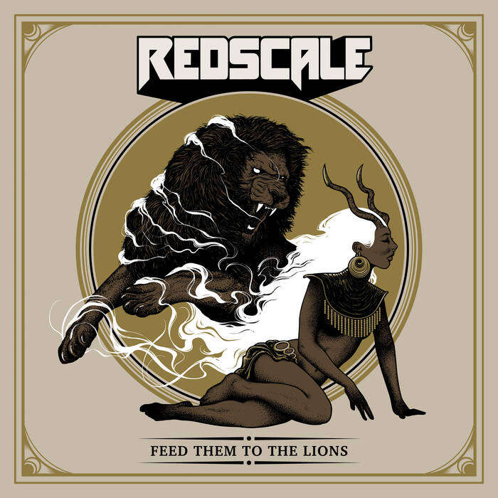 REDSCALE - Feed them to Lions COVER